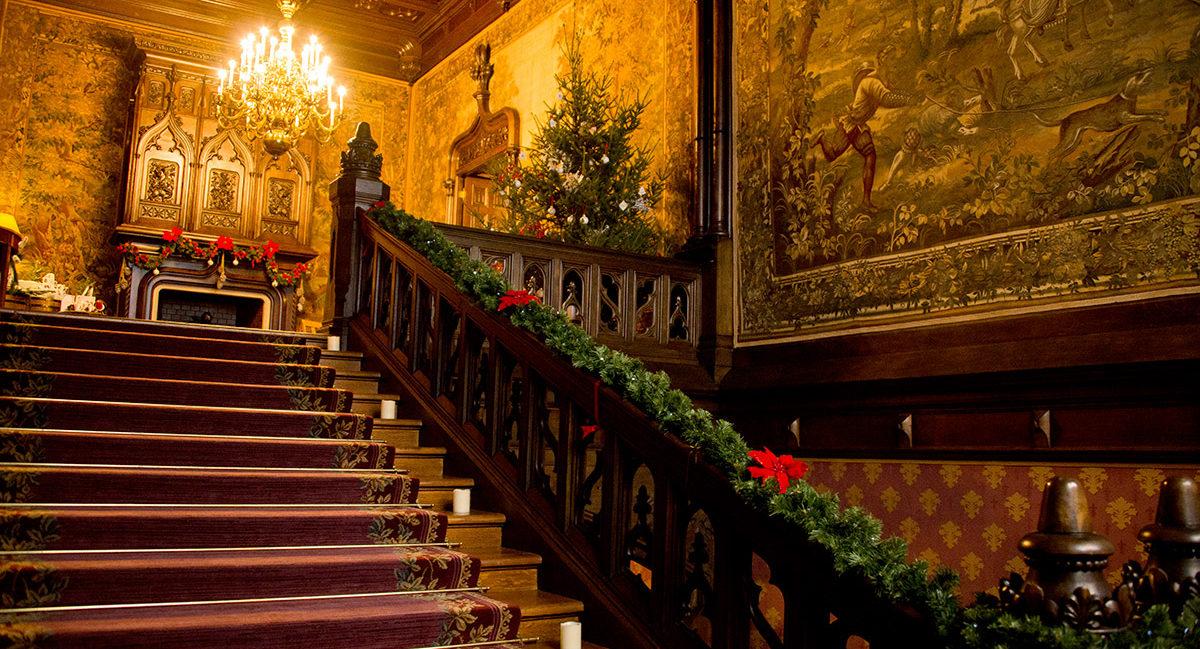Фотосъемка новогодних мероприятий. Рождественская ярмарка в Посольстве Великобритании в Москве 2015 г. Фото - Светлана Мурси