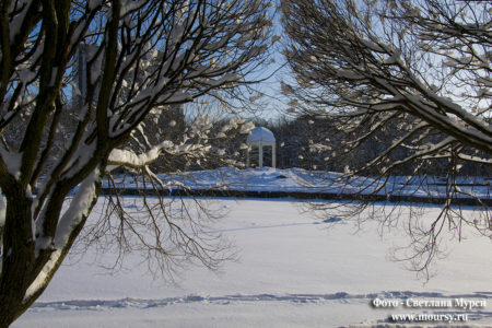 Зимние пейзажи, объекты и территории. Фото - Светлана Мурси