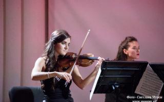Камерный концерт в Доме-музее А.Н.Скрябина. Фото - Светлана Мурси