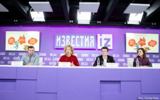 Пресс-конференция киноальманаха Мульт в кино. Фото - Светлана Мурси
